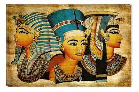 amazon com startonight wall art canvas egyptian goddesses epic