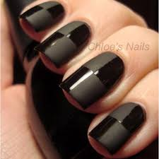 35 best nails black matte images on pinterest matte black nails