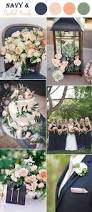 2017 Design Colors The 10 Perfect Fall Wedding Color Combos To Steal In 2017 Green
