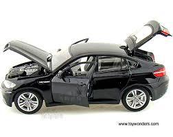 bmw model car bmw x6 m top 1 18 scale diecast model car black 12081bk