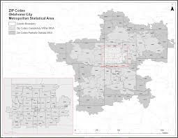 Atlanta Zip Code Map Overall Map Greater Oklahoma City Economic Development