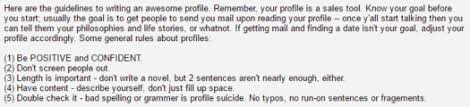 7 profile u0026 message tips you won u0027t find in pof forums