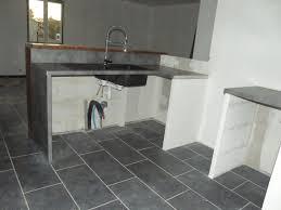 realiser une cuisine en siporex table beton cellulaire christophe guyot larbreenboule instagram
