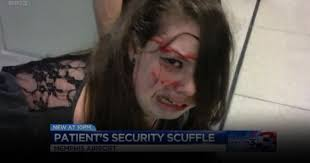 Deaf And Dumb And Blind And Born To Follow Tsa Sued For Beating Deaf Partially Blind Teen Recovering From
