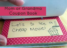 mom or grandma gift activity coupons free printable