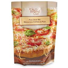 chef pizza pizza crust mix shop pered chef us site
