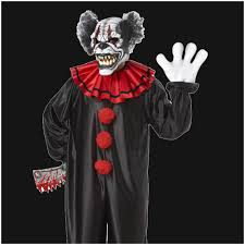 last laugh evil clown ani motion costume mad about horror