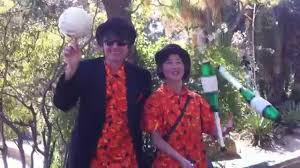 boo at the zoo jugglers los angeles zoo halloween event youtube