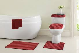 Red Bathroom Rugs Sets by Vcny Addie 12 Piece Bath Rug Set U0026 Reviews Wayfair