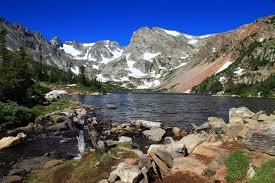 Colorado Lakes Map by Lake Isabelle Trail Colorado Alltrails Com