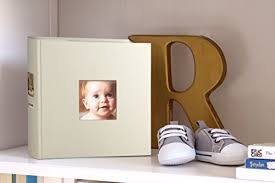 pearhead side photo album pear pearhead side photo album ivory in baby
