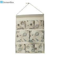 Hanging Wall Organizer Hanging Wall Pocket Storage Organizer Promotion Shop For