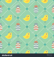 pretty wrapping paper easter pattern wrapping paper scrapbook print stock vector 608621030