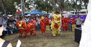 tet new year festival community in australia and