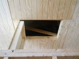 the sifford sojournal a house update xxxii attic access