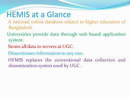 higher education management information system hemis ppt video