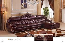 New Leather Sofas European Style Leather Sofa Www Energywarden Net