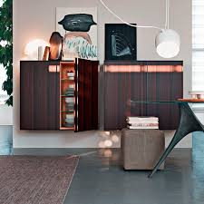 contemporary living room wall unit wooden glass aluminum contemporary living room wall unit wooden glass aluminum pass word by dante bonucelli