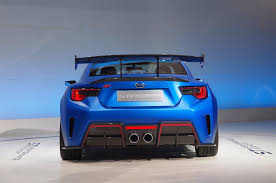 subaru supercar subaru brz sti performance concept debuts at new york auto show