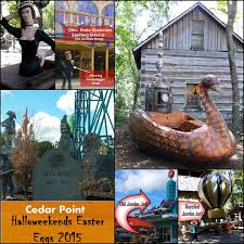 condo blues cedar point halloweekends halloween easter eggs
