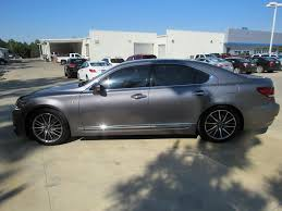 lexus ls 460 tires size 2013 lexus ls 460 4dr sedan in springhill la alex edwards