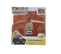Despicable Me Christmas Lights by Despicable Me Flying Minion Dave Hand Controlled Helicopter