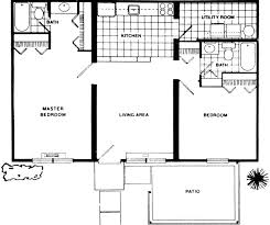 floor plan for two bedroom apartment two bedroom apartments fort wayne montrose square apartments