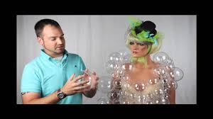 bubbles halloween costume how to make your own lady gaga bubble dress 2 youtube