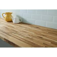 fumed oak butcher block countertop 8ft 96in x 25in