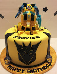 transformers cakes bumble bee transformer birthday cakes transformers birthday