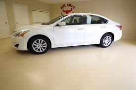 nissan altima 2013 tire specs 2013 nissan altima 2 5 diamond white very clean stock 15101 for