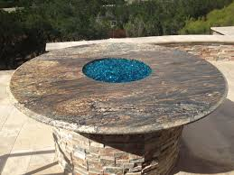 Glass Fire Pit Table Outdoor Living Gallery Boerne Fireplaces New Braunfels San Antonio