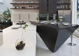 comptoir de cuisine noir comptoirs magasin céramique au sommet soligo tile shop laval