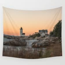 Lighthouse Rugs Lighthouse Wall Tapestries Society6