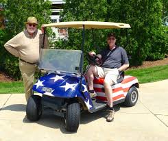 Golf Cart Flags American Classic Golf Club Lewes De Always Time For 9