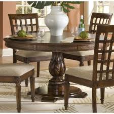 Round Pedestal Dining Tables 48