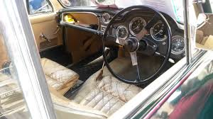 vintage aston martin interior james bond wannabees and french retro paisleypedlar
