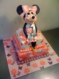 95 best cakes mickey mouse images on pinterest modeling cold
