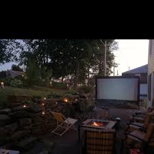 Backyard Theater Ideas 53 Best Outdoor Theater Inspiration Images On Pinterest Outdoor