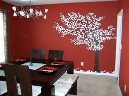 Paint Ideas For Dining Room Magnificent Dining Room Red Paint Ideas Inspiration Pinterest