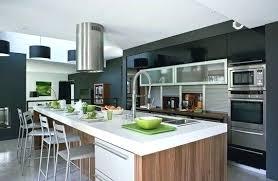 amenagement cuisine ouverte avec salle a manger cuisine avec table a manger amenagement salon salle a manger 20m2