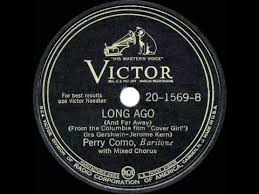 1944 hits archive ago and far away perry como a