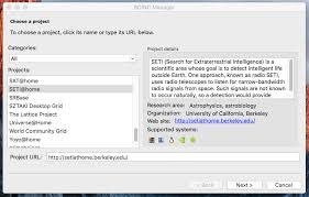 List Of Software by Berkeley Seti