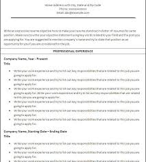 Name Your Resume Stand Out Examples by Help Resume Resume Example
