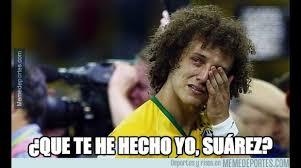 Suarez Memes - luis suárez david luiz y los memes tras triunfo del barcelona