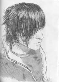 Emo Hairstyles Drawings by Emo Boy By Ghot On Deviantart