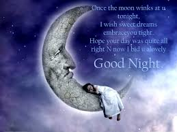 free simple and lovely stylish good night wishes images download