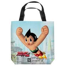 astro boy boy tote bag