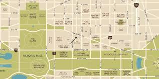 Map Of Washington Dc by Washington Dc Map Pennsylvania Avenue 72 Vector With Washington Dc