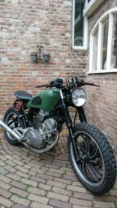 22 best cafe racer yamaha xv 500 virago images on pinterest café